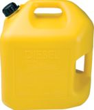 5 GALLON DIESEL CAN - SPILL PROOF - MADE IN USA